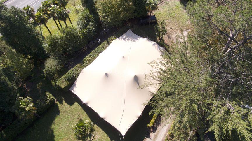 Vista aérea Isasi