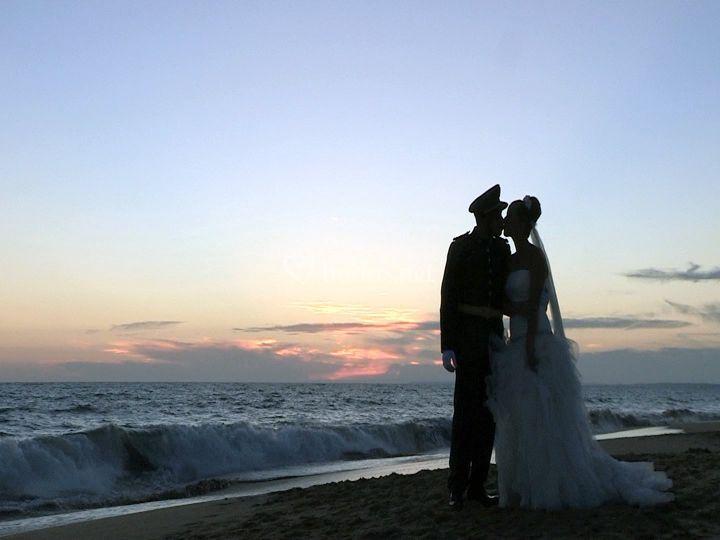 Junto al mar