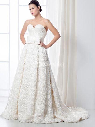 Vestidos de novia nadiah castellon