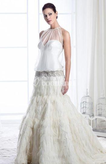 El vestido perfecto para tu boda