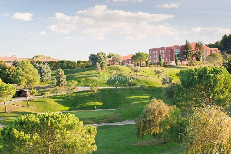 DoubleTree by Hotel Barcelona Golf Resort