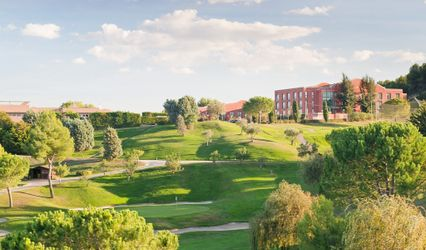 Hotel Barcelona Golf Resort 1