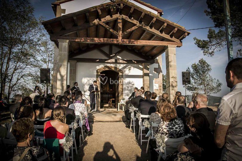 Ceremonia Abel & Lourdes