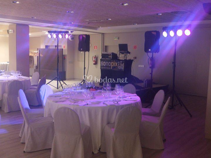 Discoteca bodas