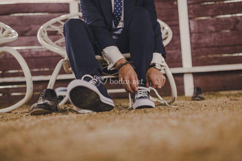 Zapatillas para baile