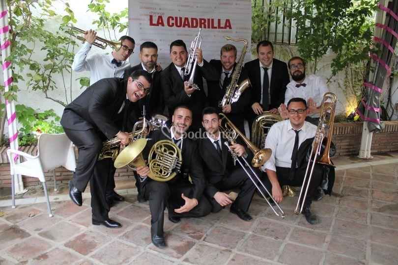 La Cuadrilla - Charanga