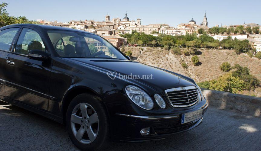Mercedes elegante