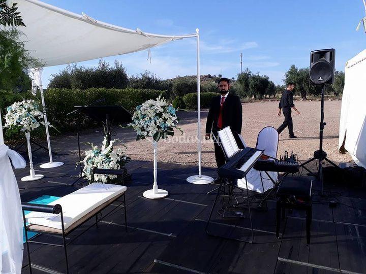 Montajes de Ceremonias