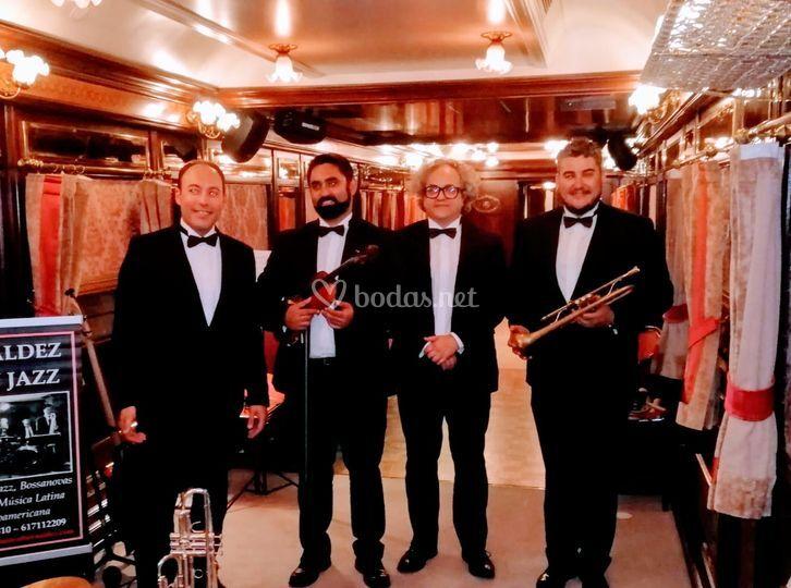 Bernaldez Latin Jazz Quartet
