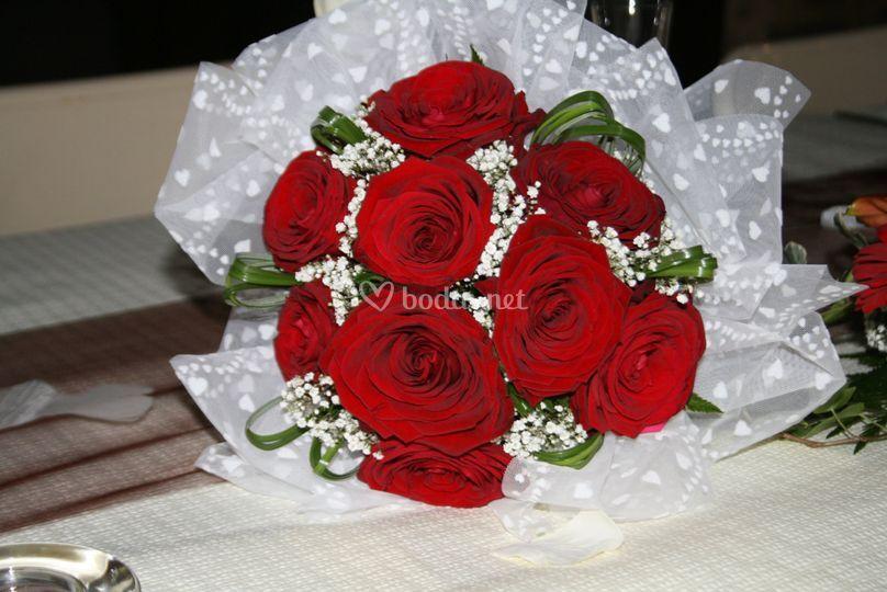 Ramos de novia - Floristería