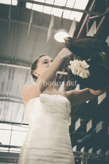 Desfiles de novia