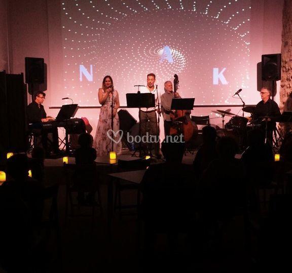 """Ensemble jazz """"NAK"""""""
