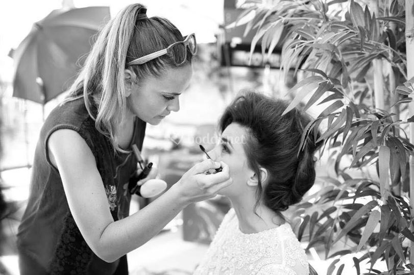 Make Up Studio Ibiza wedding