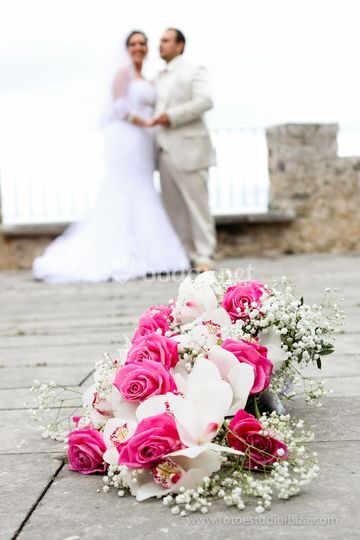 Make Up Studio Ibiza wedding