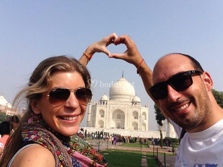 Desde india con mucho love