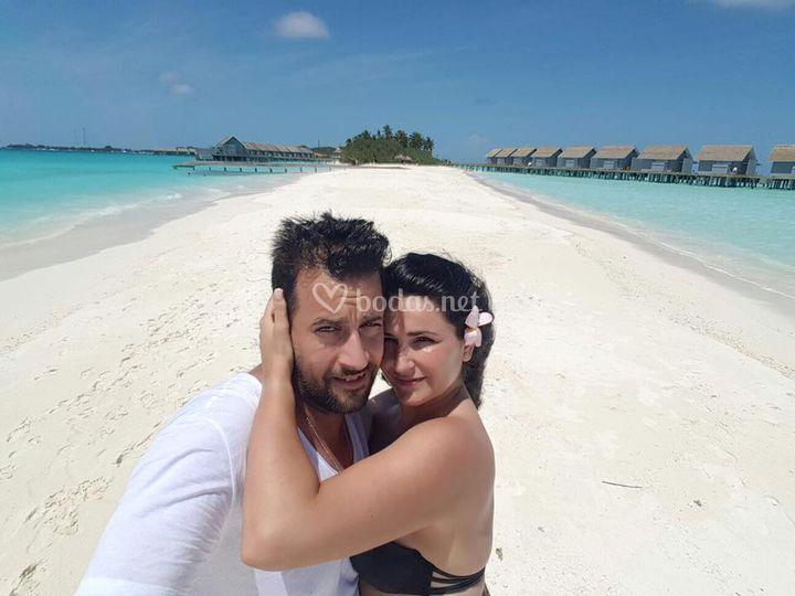 """Viajeros """"si quiero"""" maldivas"""