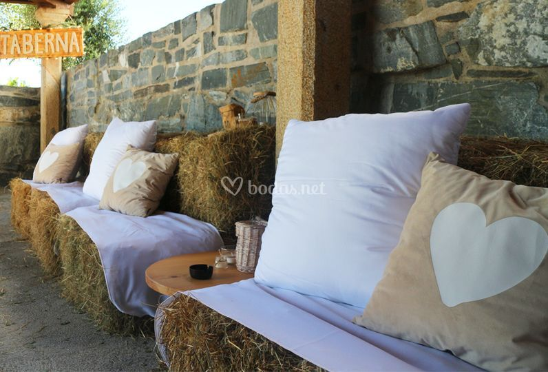 Chill out campestre