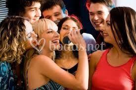 Karaoke para la diversión