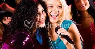 Karaoke entre amigas