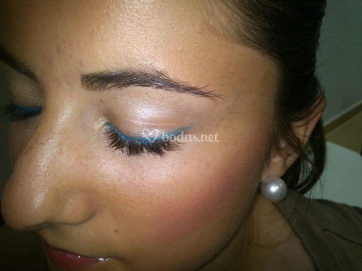 Maquillaje novia(prueba)
