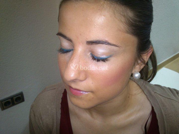 Maquillaje novia(prueba 2)