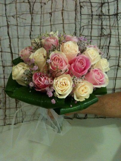 Combinado de rosas