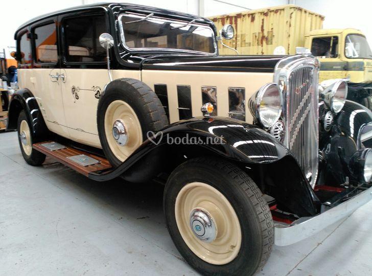 Citroën Rosalía 1933
