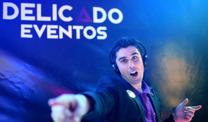 Delicado Eventos - Dj Animador 1