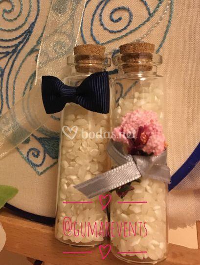 Arroz novio novia
