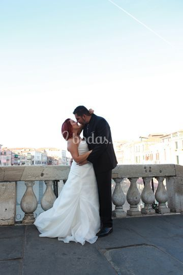 Destination wedding Venecia