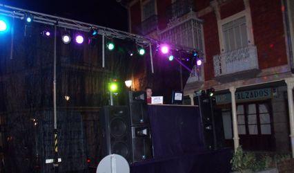 Mónaco - Discoteca móvil