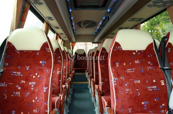 Autobuses