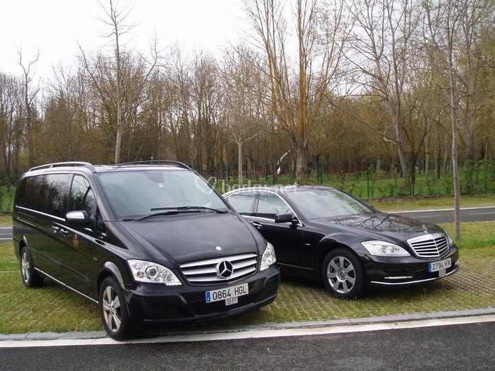 Coches y minivans