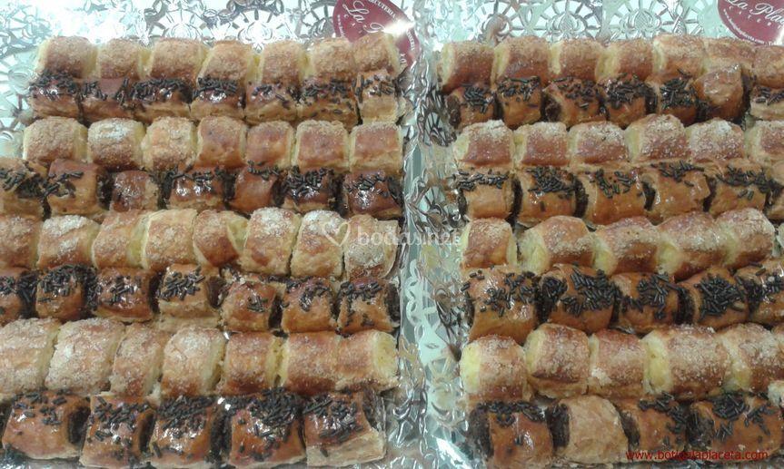 Pastitas dulces