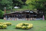 Exteriores y jardines de Restaurante Olentzo