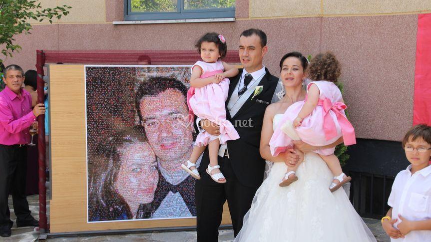 Retratos familiares
