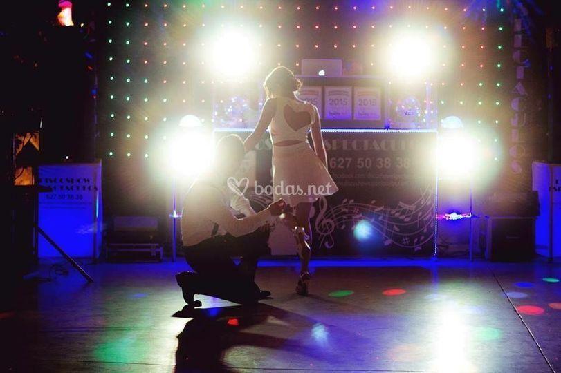 Preparamos tu baile Nupcial de Discoshow Espectáculos