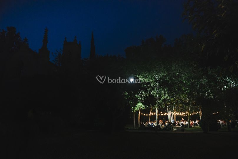 Boda exterior /Foto: El Dia De