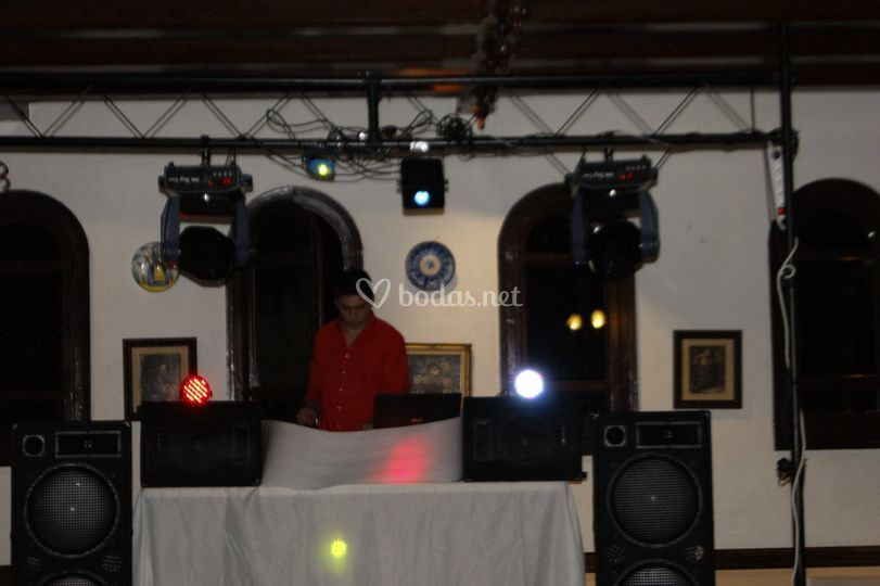 Nuestro DJ