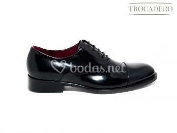 Modelo elegante de zapato