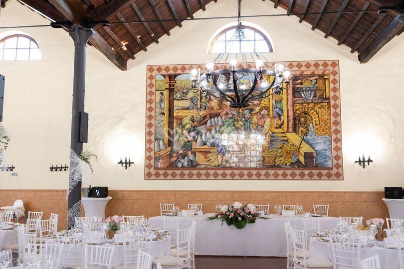 Salón de celebraciones La Almudena