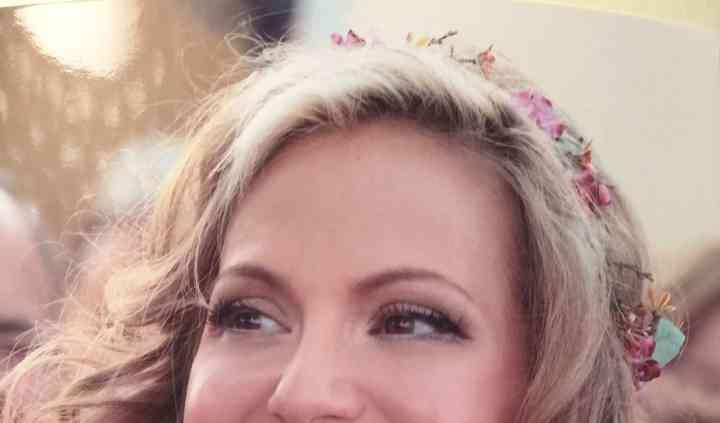 Maquillaje novia radiante