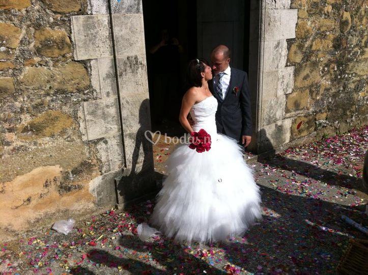 Judit se casó con Atelier Núvies