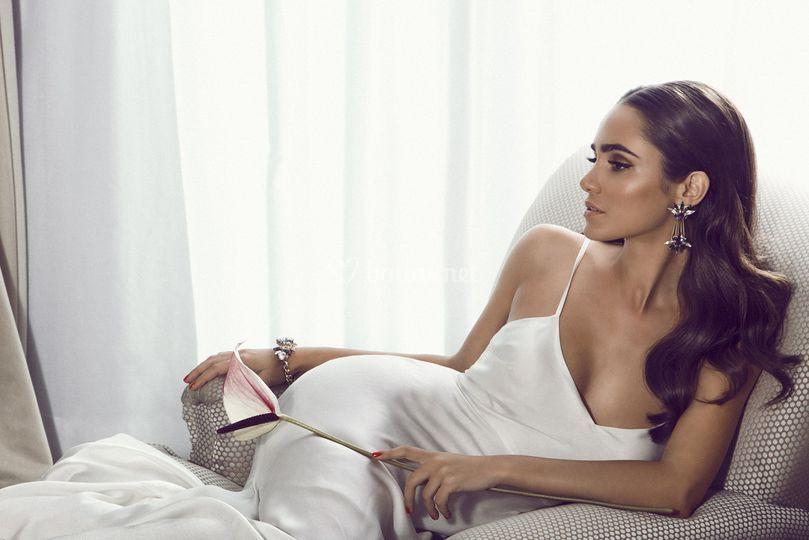 Alicia Sanz - pelu suelto