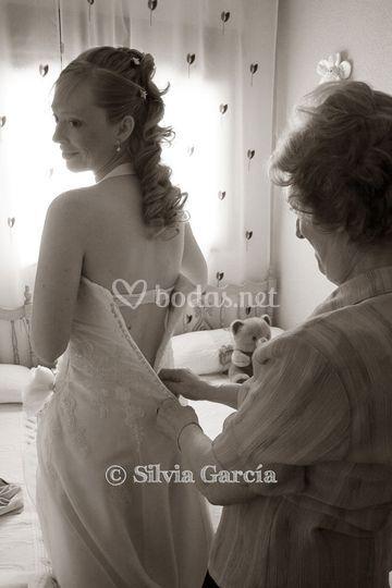 La preparación de la novia