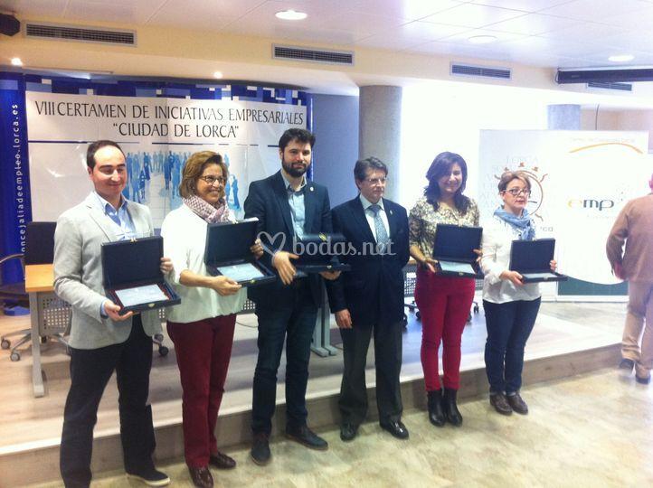 Premio 2015 Iniciativa Empresa