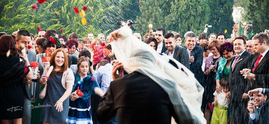 Fotografías de la ceremonia