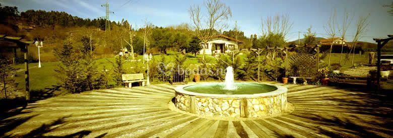 Bodas Lur Gatika Bilbao-Jardin