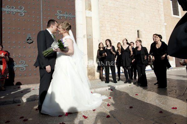 Primera canción de casados