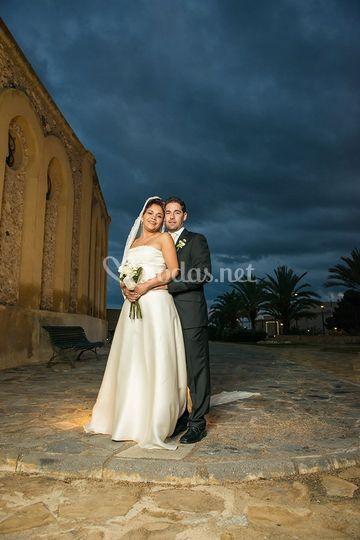 Daniel y Maria